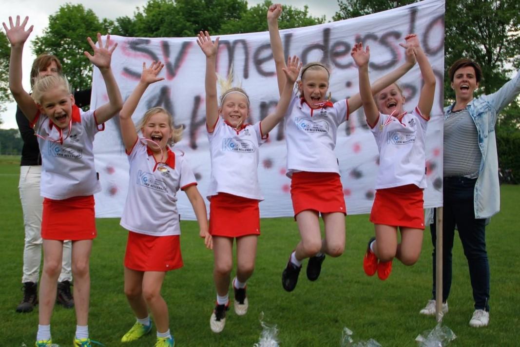 E1 SV Melderslo Kampioen