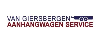 Van Giersbergen aanhangwagen Service website