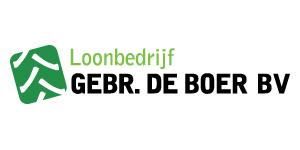 Gebroeders de Boer website