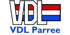 VDL Parree website