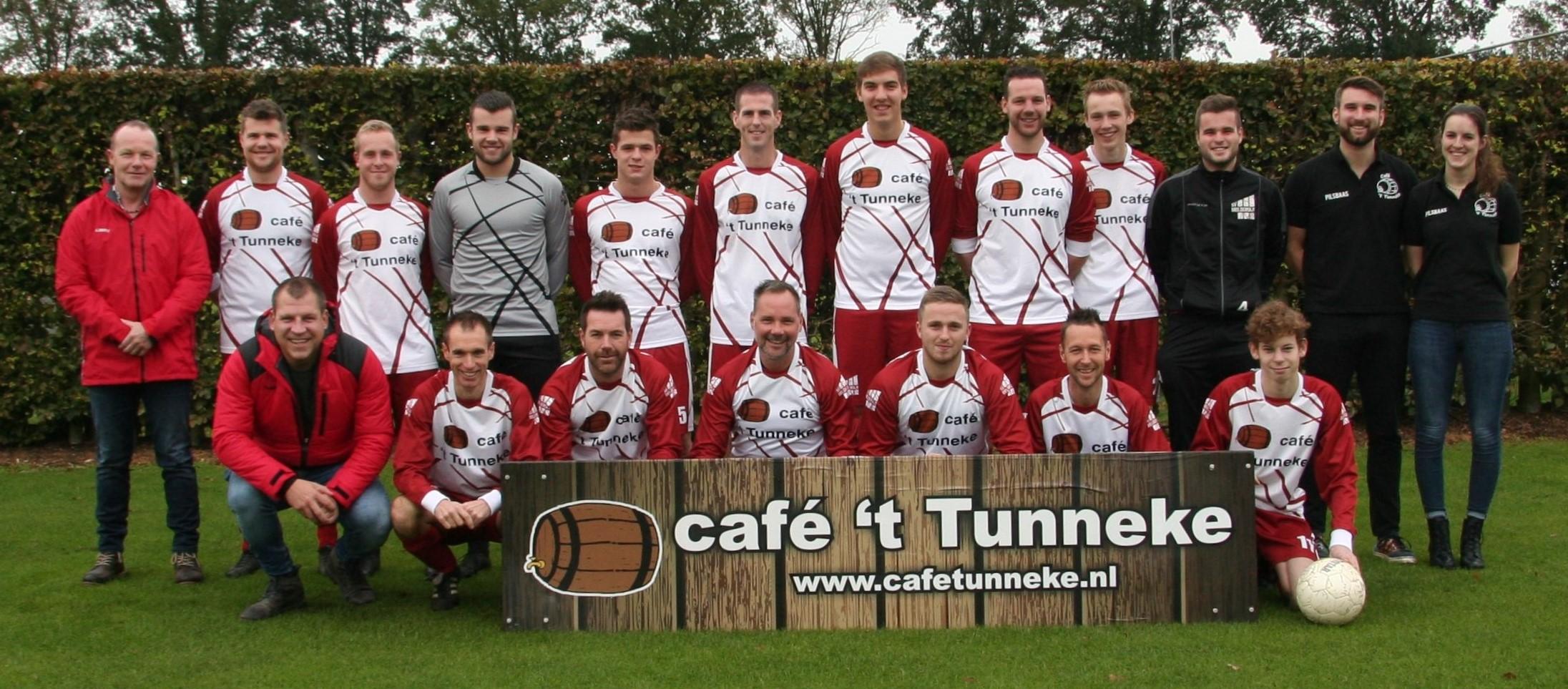 3e elftal – Café 't Tunneke