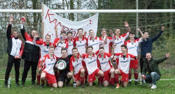 SV Melderslo JO19 kampioen