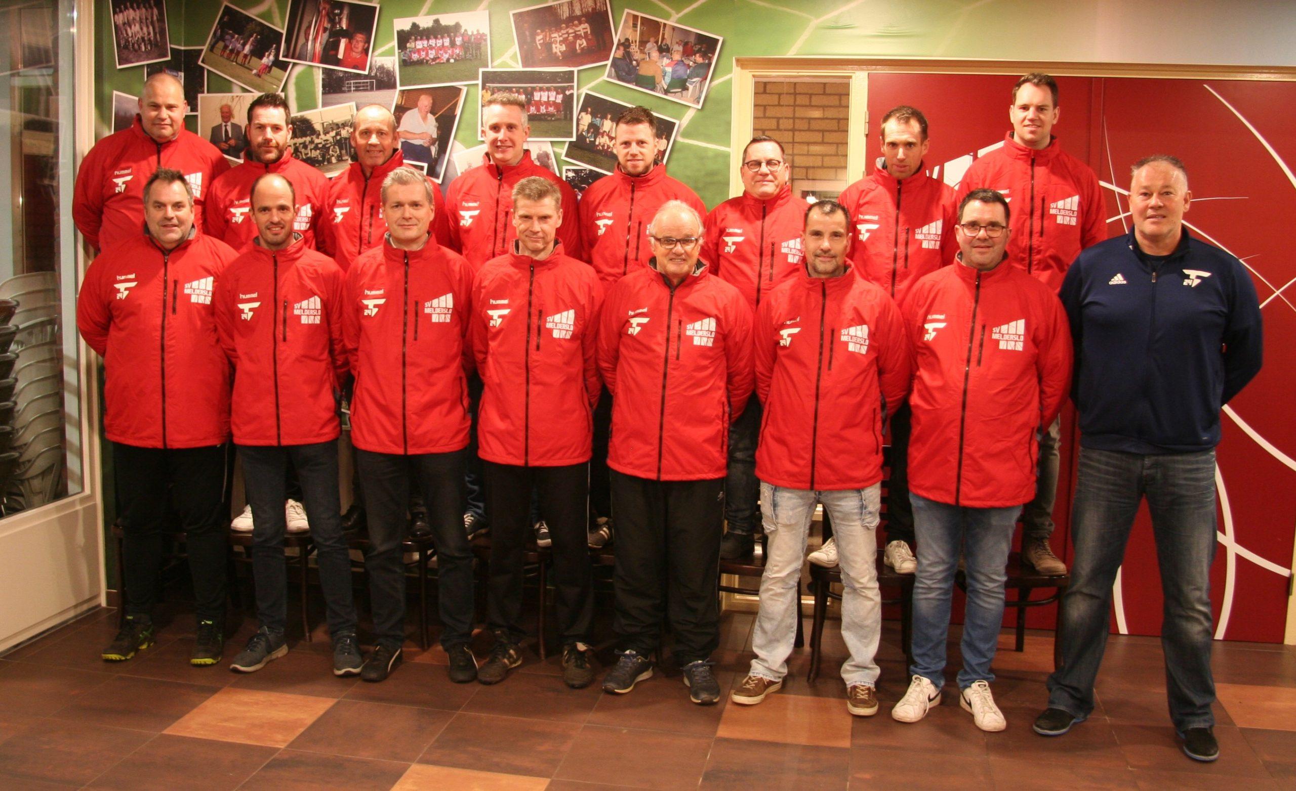 Coachingsjassen voetbal – sponsor Teamsport 24