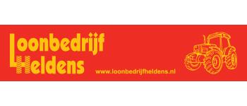 Loonbedrijf heldens website