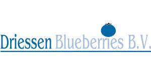 Driessen Blueberries website
